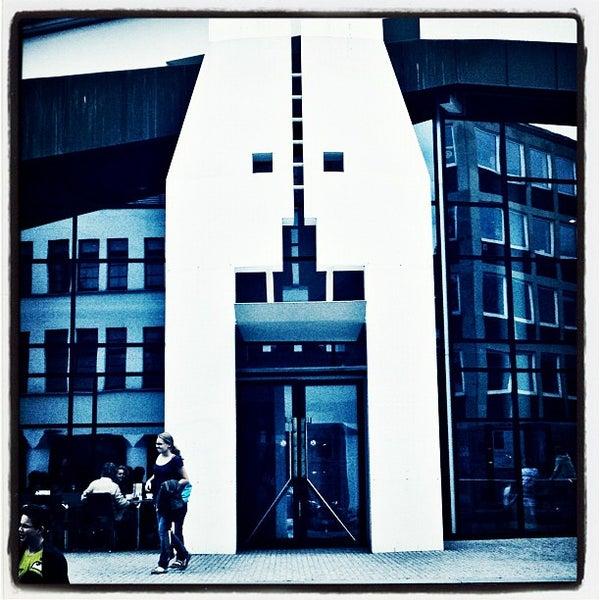 Das Foto wurde bei Stadtbücherei Münster von Olaf T. am 7/25/2012 aufgenommen