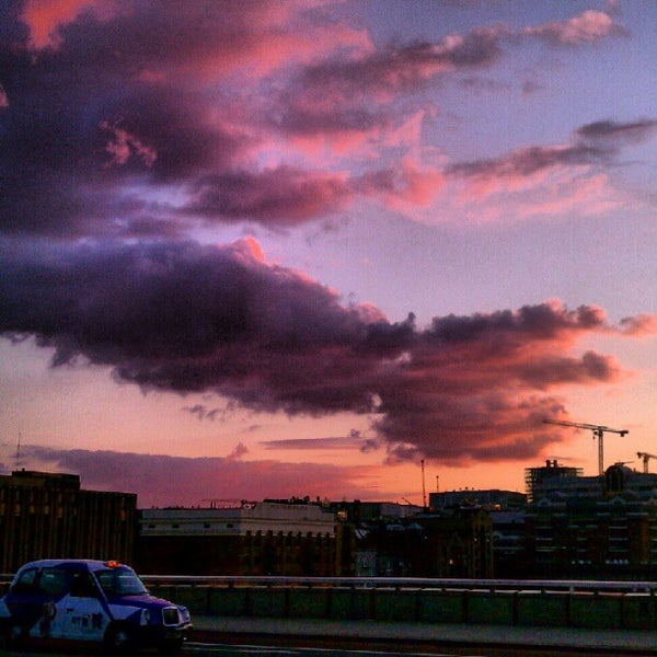 Photo taken at London Bridge by TM H. on 8/20/2012