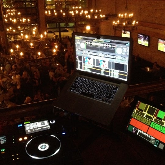 Photo taken at Moe's Cantina by DJ Z on 6/9/2012