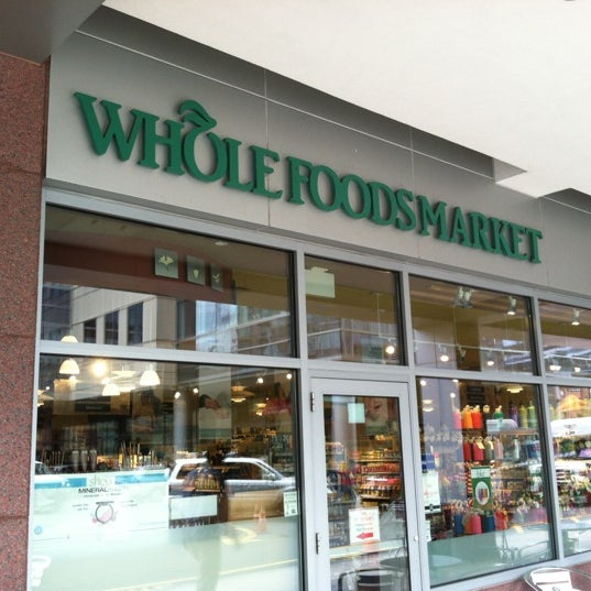 Photo taken at Whole Foods Market by Tim S. on 5/25/2012
