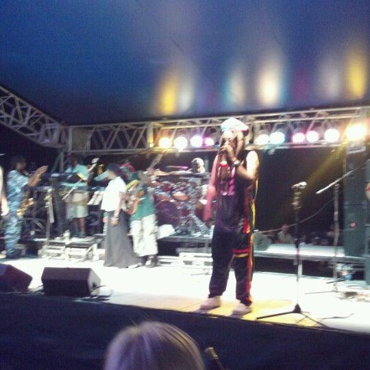 Photo taken at Landshark Bar & Grill by Rasta MAN B. on 6/24/2012