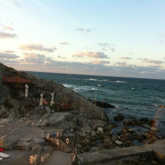 9/3/2012 tarihinde Onur U.ziyaretçi tarafından İyot Restaurant'de çekilen fotoğraf