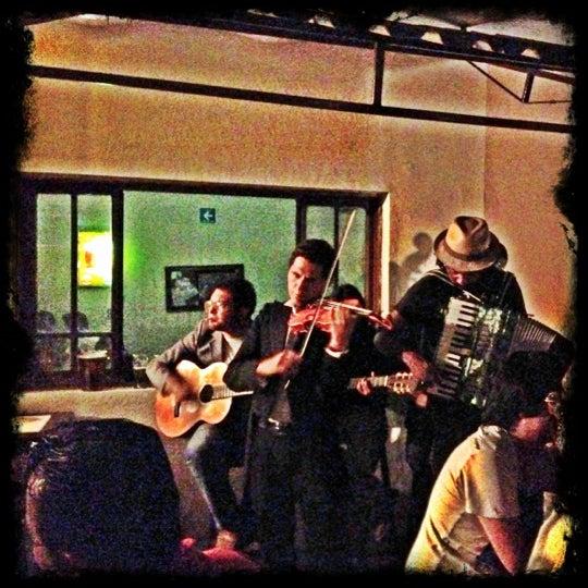 Photo taken at Cervecería San Luis by Irais H. on 4/28/2012