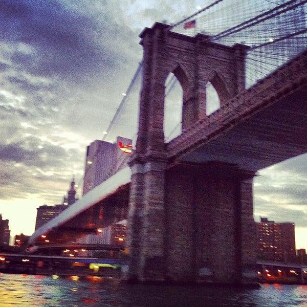 Photo taken at New York Harbor by Scott M. on 6/14/2012