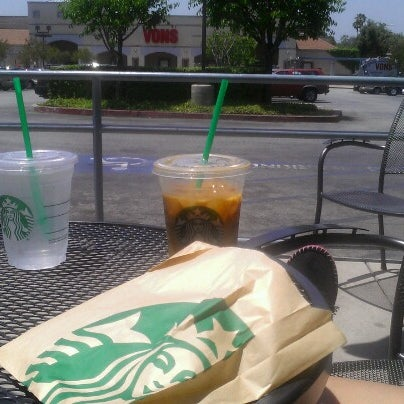 Photo taken at Starbucks by LilCyn H. on 6/10/2012