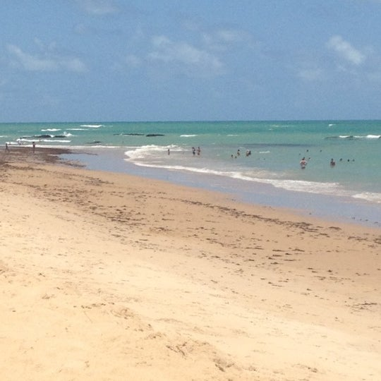 Foto tirada no(a) Praia de Guaxuma por Eva M. em 2/22/2012