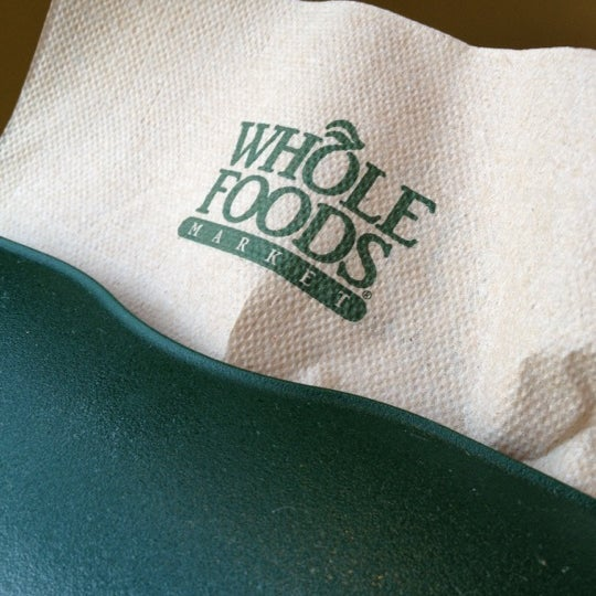 Photo taken at Whole Foods Market by Vladimir B. on 3/10/2012