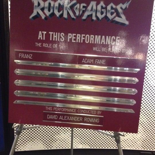 Снимок сделан в Broadway Playhouse пользователем Alyssa 7/11/2012