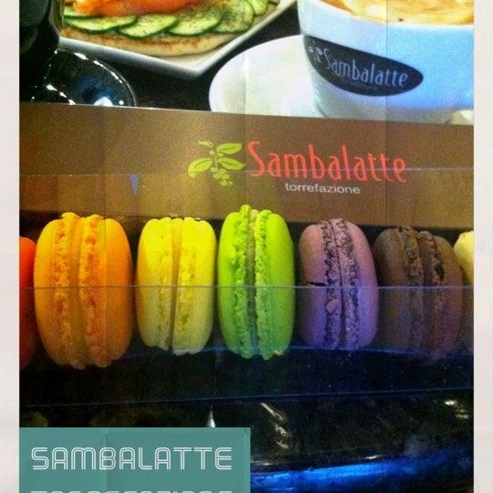 Foto tirada no(a) Sambalatte Torrefazione por Cathy V. em 9/8/2012