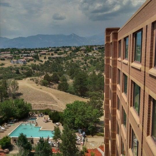 Pikes Peak Coffee >> Marriott Colorado Springs (Now Closed) - 5580 Tech Center Dr