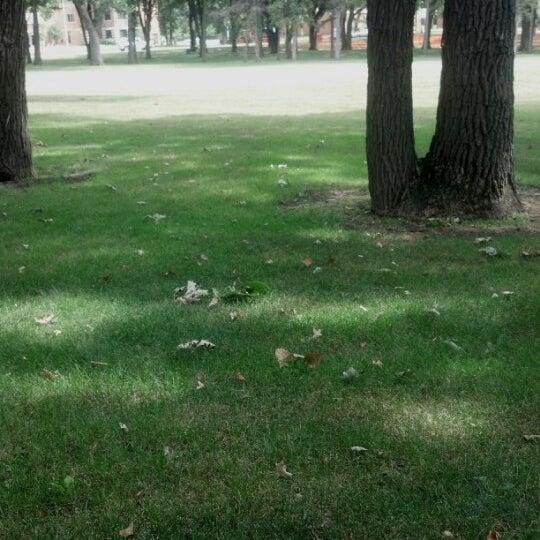 Photo taken at Island Park by John U. on 8/12/2012