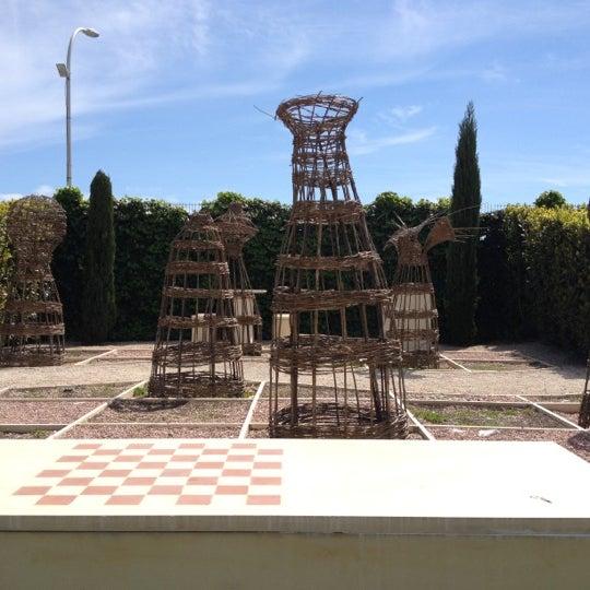 Photo taken at Musée de l'Arles antique by Daisetz on 4/22/2012
