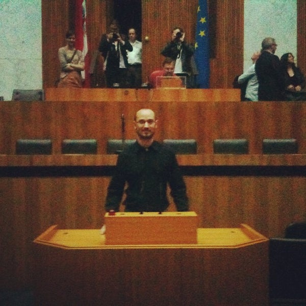 Photo taken at Parliament by Meberl on 5/4/2012