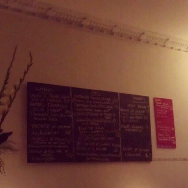Das Foto wurde bei Brasserie La Bonne Franquette von 'Vincent v. am 8/2/2012 aufgenommen