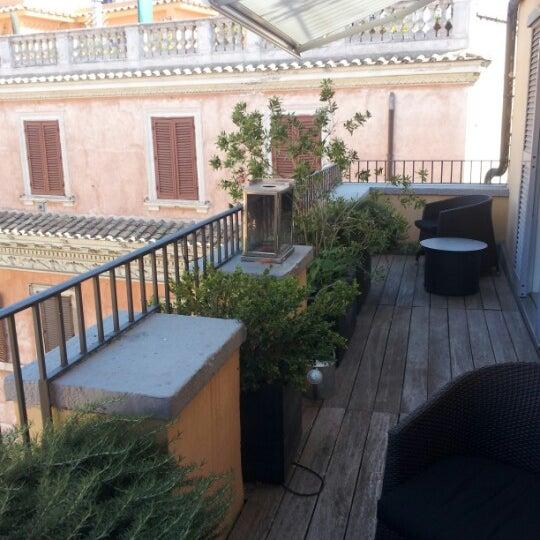 Foto scattata a Hotel Adriano da Leonid B. il 8/27/2012