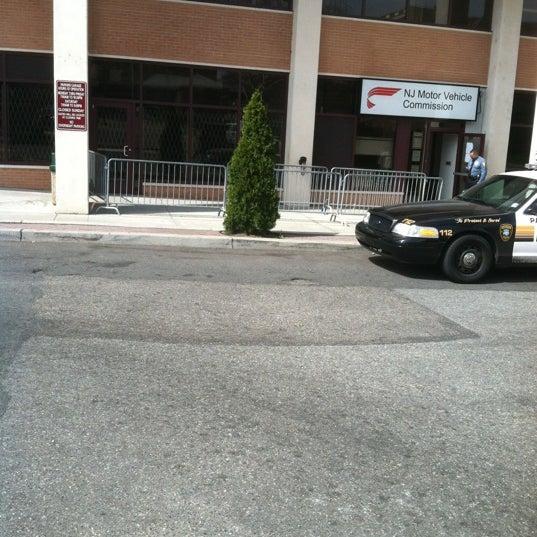 Nj motor vehicle commission dmv downtown paterson 12 for Nj motor vehicle commision