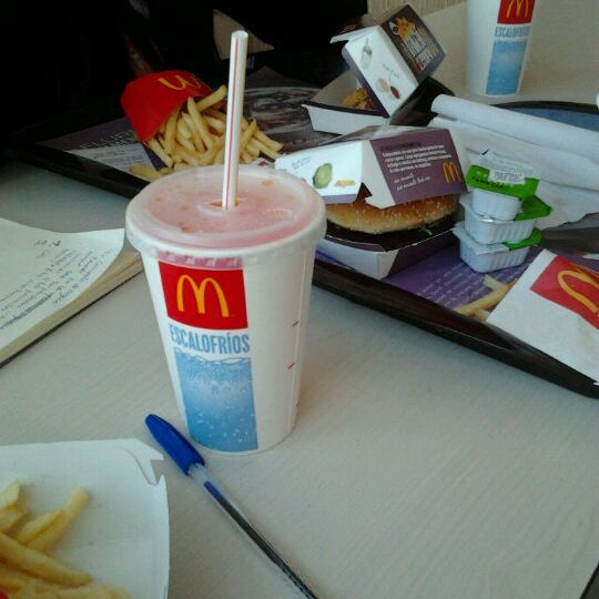 Photo taken at McDonald's by Claudia G. on 4/20/2012
