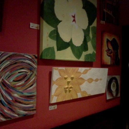 Photo taken at Café Tu Tu Tango by Ocala W. on 2/22/2012
