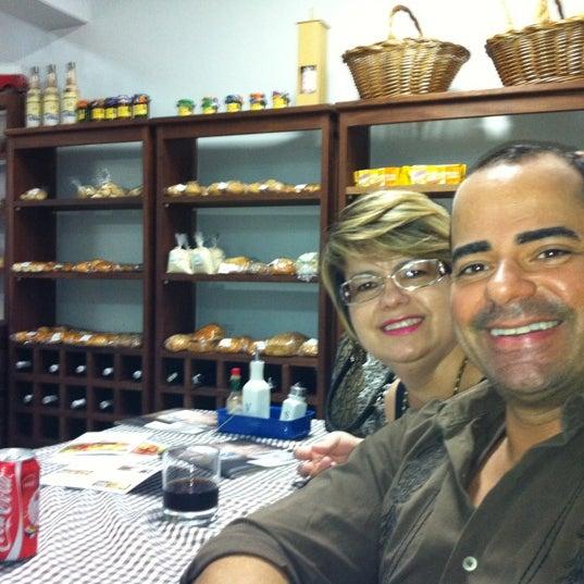 Photo taken at Casa de Pães Maria Taquara by Luduarty - O. on 3/24/2012