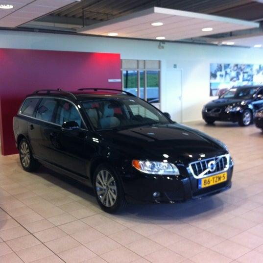 Volvo garage broekhuis euvelgunne groningen groningen for Garage volvo bourgoin jallieu