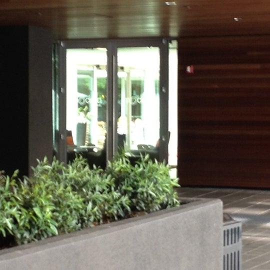 Photo taken at Hotel Modera by iFLS on 7/2/2012