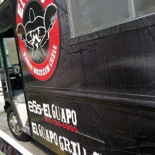 Photo taken at El Guapo by Jeff W. on 9/7/2012