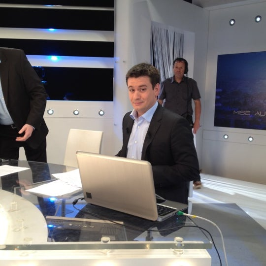 Photo prise au RTBF par Alain G. le3/25/2012