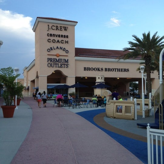 Photo taken at Orlando Vineland Premium Outlets by Zeus K. on 6/10/2012