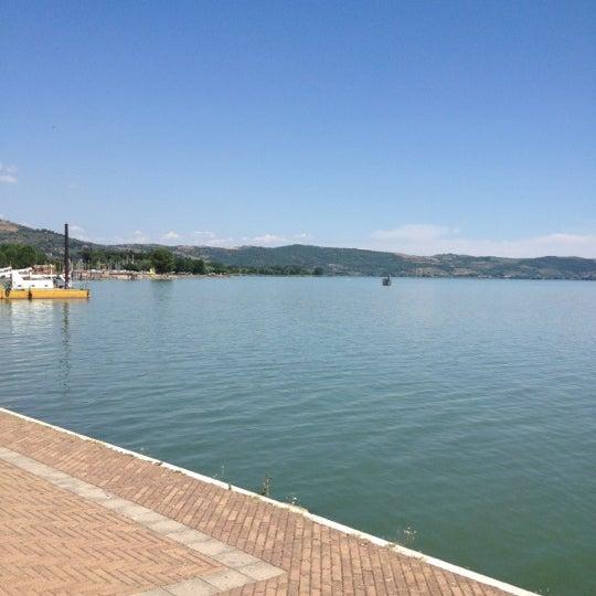 Foto scattata a Passignano sul Trasimeno da Elizabeth il 6/24/2012