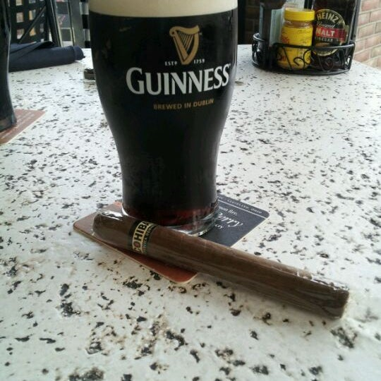Photo taken at Fado Irish Pub & Restaurant by Ian A. on 6/4/2012