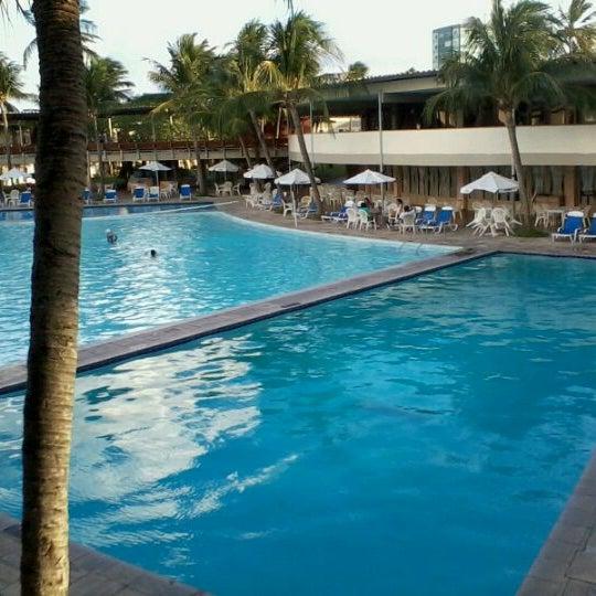 Foto tirada no(a) Tropical Hotel Tambaú por Marlla A. em 4/4/2012