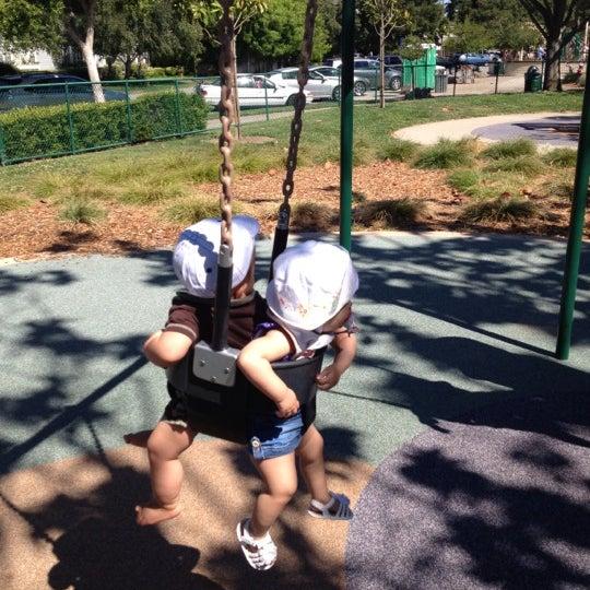 Photo taken at Burton Park by Alexandra S. on 7/8/2012