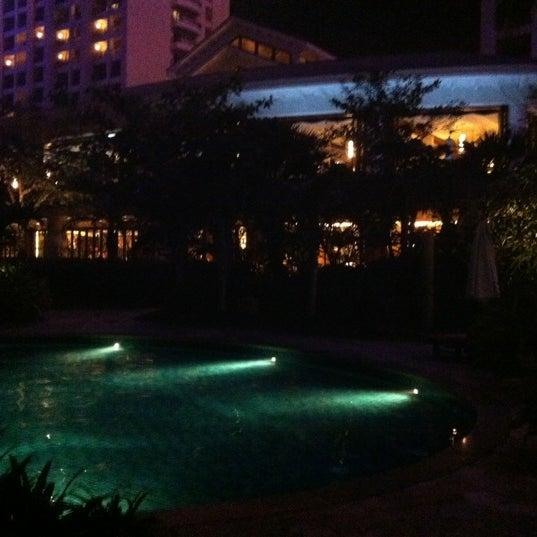 Photo taken at HowardJohnson Resort Sanya Bay by ellie ʕ. on 4/8/2012