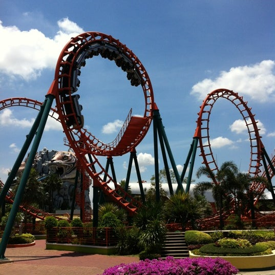 Photo taken at Siam Park City by Mario _. on 4/18/2012
