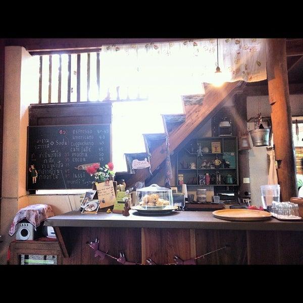 8/5/2012にInkkie N.がPAPER SPooNで撮った写真