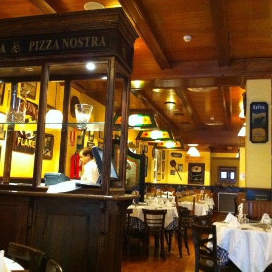 Photo taken at Pasta Nostra by Francis U. on 4/8/2012