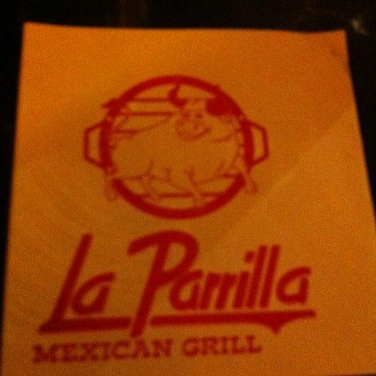 Foto tomada en La Parrilla Cancun por Javy S. el 5/17/2012