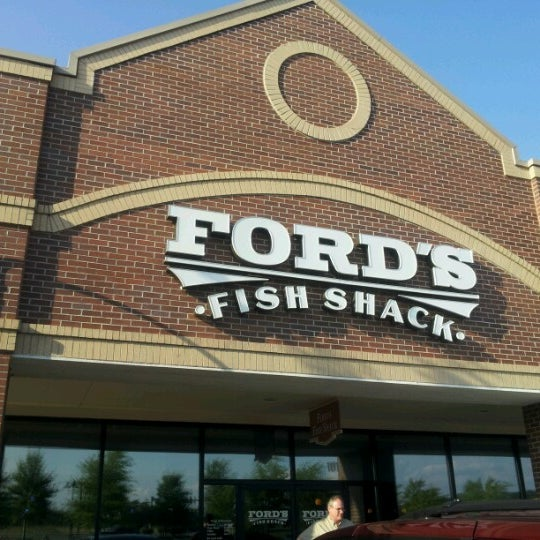 Photo taken at Ford's Fish Shack by Robert M. on 7/19/2012