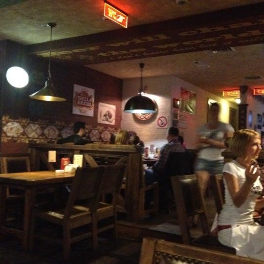 Снимок сделан в Beer Point пользователем Eugene D. 5/3/2012