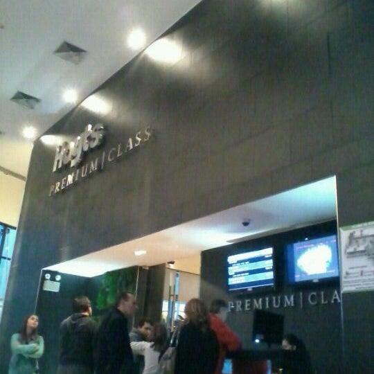 Foto tomada en Cine Hoyts por Daniela A. el 5/12/2012