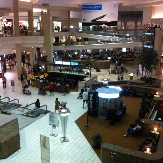 Photo taken at Woodfield Mall by Adam on 6/24/2012