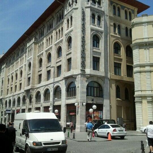 5/7/2012 tarihinde Yakup A.ziyaretçi tarafından Legacy Ottoman Hotel'de çekilen fotoğraf