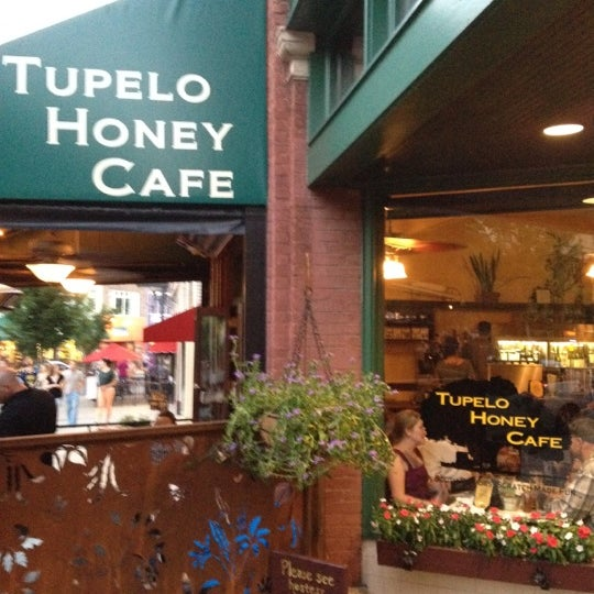 Photo taken at Tupelo Honey by Fred W. on 6/28/2012