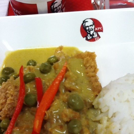 Photo taken at KFC by pat J. on 4/3/2012