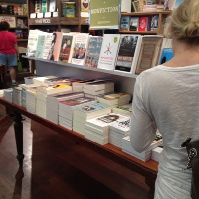Photo taken at McNally Jackson Books by Hsini on 7/29/2012