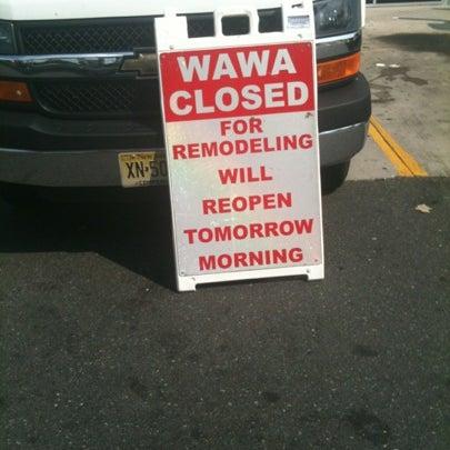 Foto scattata a Wawa da Fred D. il 8/1/2012