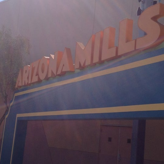 Photo taken at Arizona Mills by ShaQuin A. on 2/22/2012