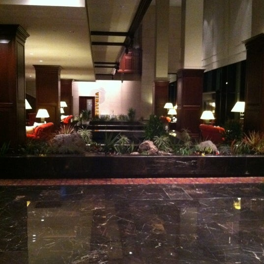 Photo taken at The Worthington Renaissance Fort Worth Hotel by William B. on 2/21/2012