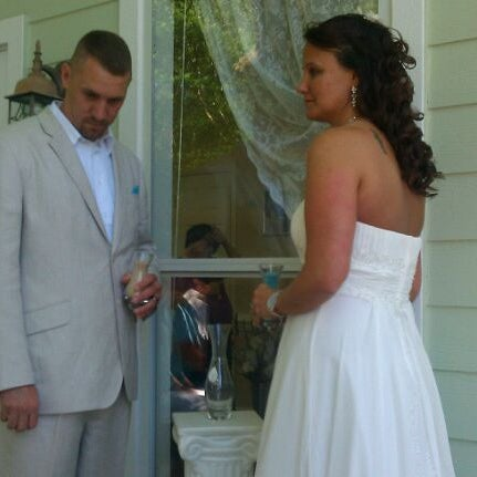Photo Taken At Brookside Wedding Chapel By Shane P On 4 22 2017