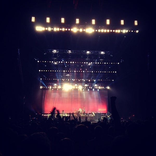Photo taken at O2 arena by Philipp on 8/15/2012